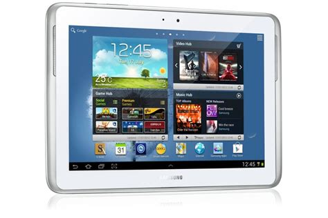 Tablet Samsung Galaxy Note document moved