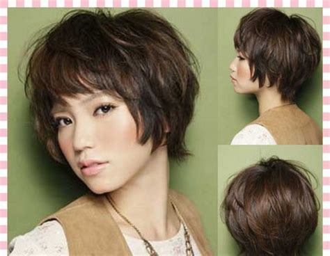 is a hair layer shorter in front and longer towards back short layered hairstyles for fine hair