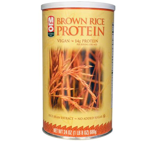 Brown Rice Detox Reviews by Mlo Brown Rice Protein 24 Oz Evitamins Canada