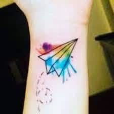 tattoo artist research paper paper airplane tattoo meaning 12 tattoo seo