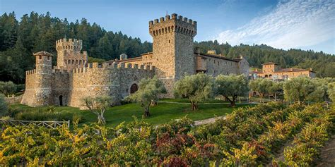 Find In California Where You Can Find Real Castles In California