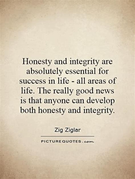 Integrity Quotes Quotes About Integrity And Character Quotesgram