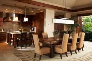 tropical dining room hawaiian retreat tropical dining room hawaii by willman interiors willman asid