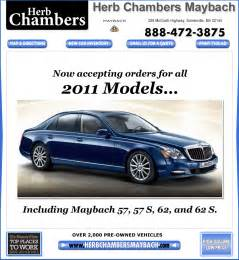 herb chambers maybach boston maybach dealers somerville