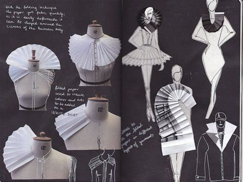 sketchbook quartett fashion design sketchbook with design drawings and fabric
