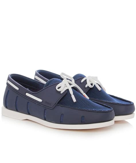 boating loafers swims navy boat loafers jules b