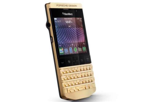 Second Minus Blackberry Porsche P9981 ten most expensive smartphones you ll probably never buy