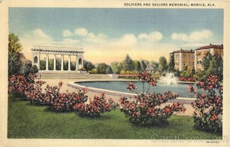 Memorial Gardens Mobile Al by 26 Best Images About Mobile Bay Postcards On