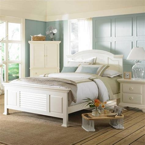 plantation style bedroom furniture pleasant isle full queen cottage style panel bed with