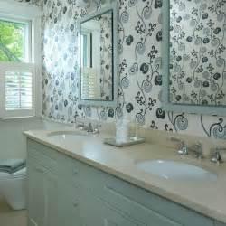 Beautiful Bathroom Decorating Ideas by Wallpaper Ideas To Make Your Bathroom Beautiful Ward Log