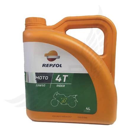 repsol moto rider 4t 15w 40 800 ml repsol moto chain spray 187 193 rg 233 p