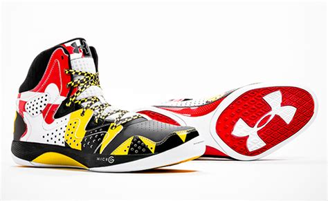 maryland basketball shoes armour basketball quot maryland pride quot collection