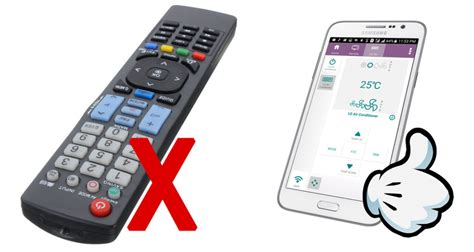 how to use a phone fan how to use android phone as a remote to your air