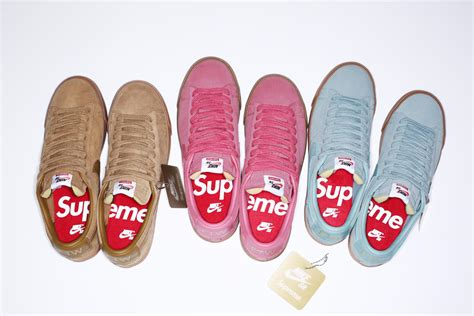 where can i buy supreme supreme x nike sb blazer low gt for purchase at