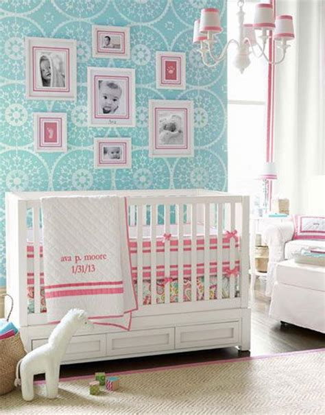 20 Cute Nursery Decorating Ideas 2017 Pink Nursery Decor