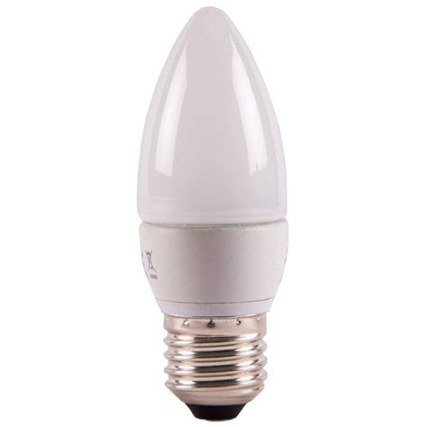 Candle L Bulbs by Bell Led 4w Frosted Dimmable Candle Es E27 250lm 2700k 05852