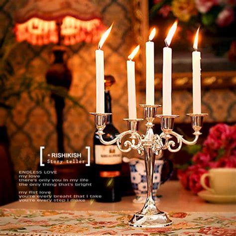 candelabros baratos venta al por mayor para centros de mesa candelabros