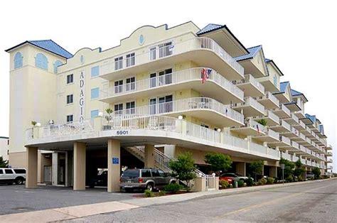 2 bedroom condo ocean city md adagio ocean city rentals vacation rentals in ocean
