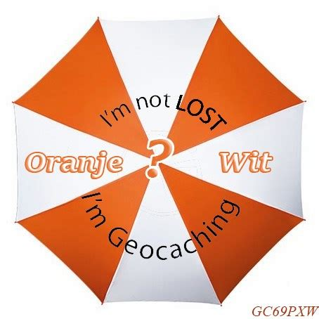 gc69pxw oranje wit?#kinderevent (traditional cache) in