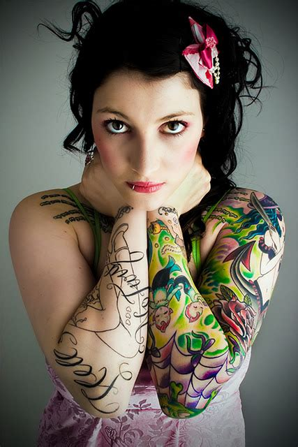 girl tattoo sleeves galeria detatu beautiful tattoos designs new