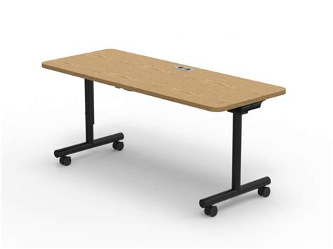 flexible table flex flip table collaboration furniture tables