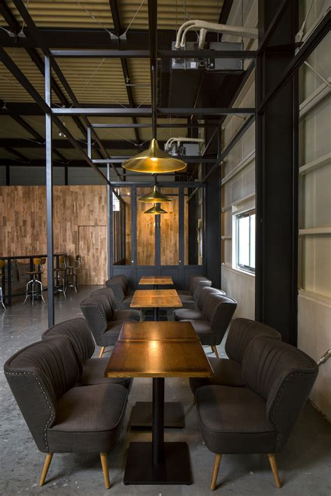 coffee shop design and construction 156 sqm coffee shop cafe design idea from warehouse