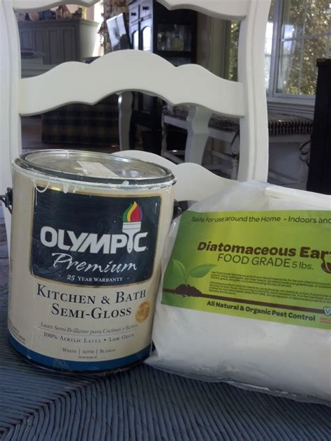 chalk paint recipe calcium carbonate chalk paint diatomaceous earth not calcium
