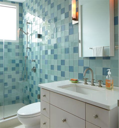 blue bathroom tiles ideas 40 light blue bathroom tile ideas and pictures