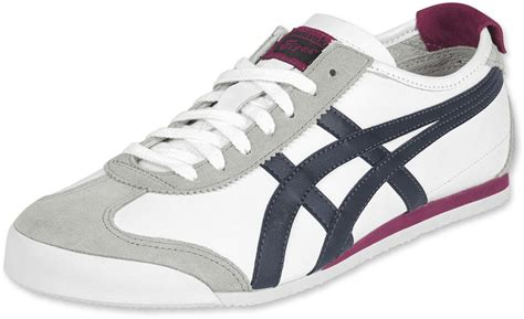Asics Mexico 66 02 onitsuka tiger mexico 66 shoes white blue