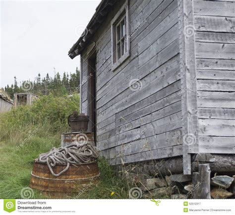 Fishing Sheds by Fishing Shed Stock Photo Image 52512317