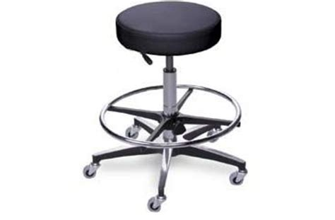 Fit Stool by Bio Fit Lab Stool With Chrome Plated Finish Biofit 1m64 R