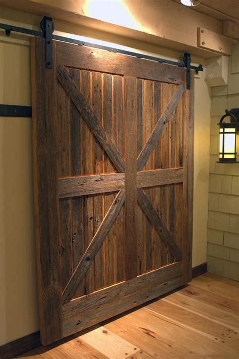 Ideas Of How To Introduce Barn Doors In A Modern Home Sliding Barn Door