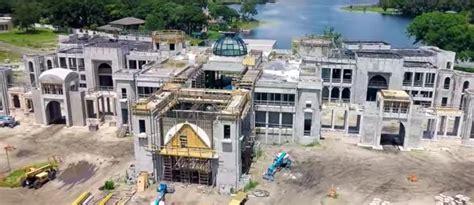dr kiran patel house more pics videos of an 85 000 square foot florida mega mansion homes of the rich