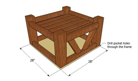 Free Coffee Table Plans by Free Coffee Table Plans Howtospecialist How To Build