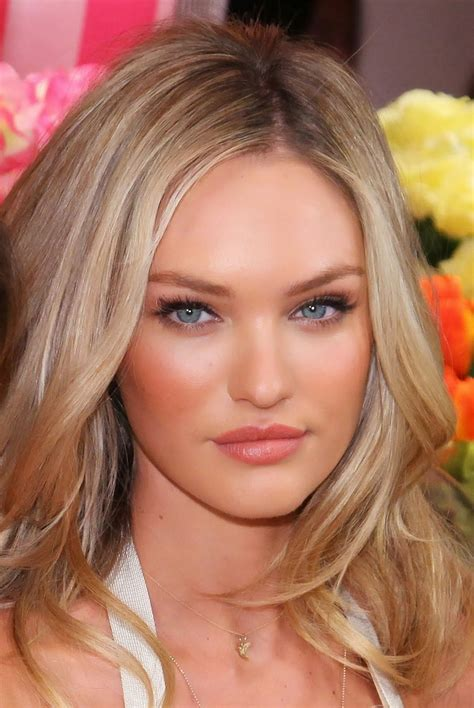 Makeup Secret enjoy these pics of candice swanepoel without make up