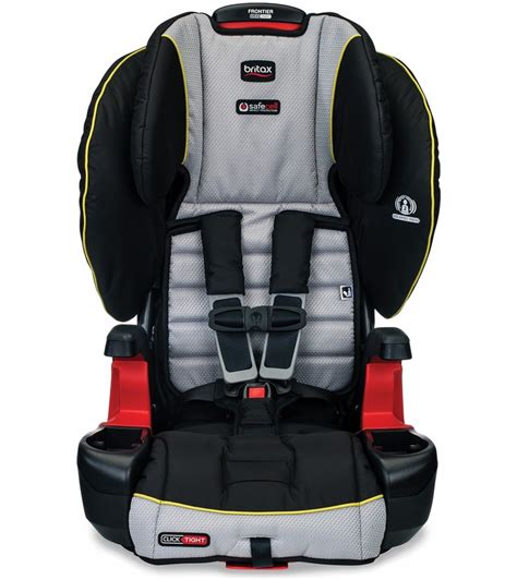 frontier car seat britax frontier clicktight booster car seat trek