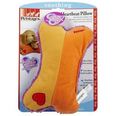 puppy heartbeat pillow petstages heartbeat pillow wow