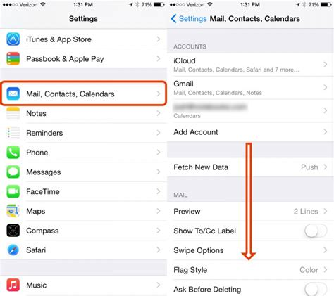set calendar as default on iphone how to set the default iphone calendar