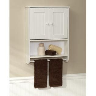 kmart bathroom cabinets zenith products country cottage wall cabinet white
