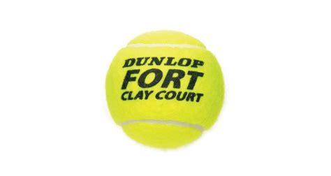 Bola Tennis Dunlop Fort el mutua madrid open se jugar 225 con 20 000 bolas dunlop