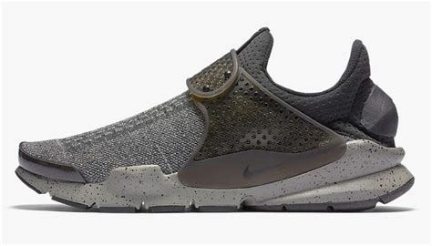 Nike Sockdart Breathe Black Grey 1 kicks deals official website nike sock dart se prm black dust grey kicks deals official