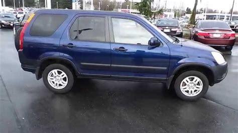 Honda Crv No 118 By Horekokohero 2002 honda cr v eternal blue pearl stock 31232a walk