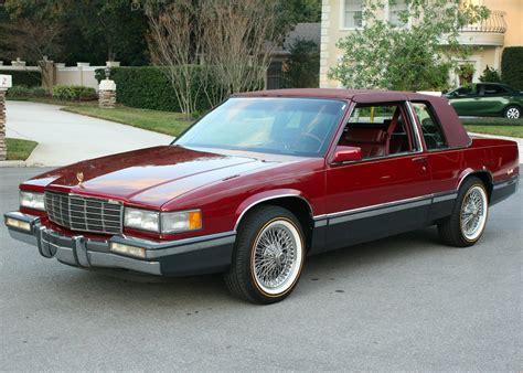 1991 cadillac sedan for sale 1991 cadillac coupe for sale