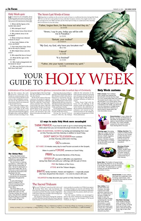 our passover has been sacrificed a guide through paschal mystery spirituality mystical theology in the missal books keep holy week holy 3 tips to focus on holy week