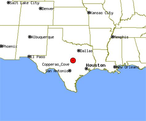 copperas cove texas map copperas cove profile copperas cove tx population crime map