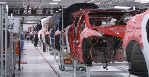 Tesla Motors Fremont Factory Elon Musk Not Out Of Question For Tesla To Be Larger Than