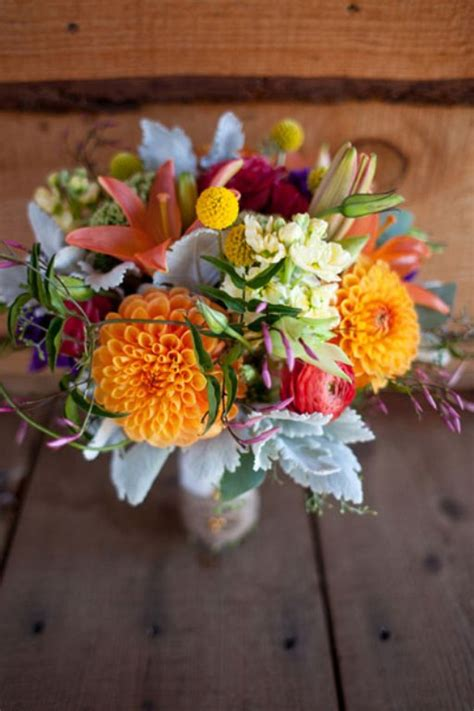 bright pastel or 20 fabulous summer wedding bouquets everafterguide