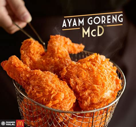 Mcd Ayam Pedas malaysian hilariously does intensive comparison between