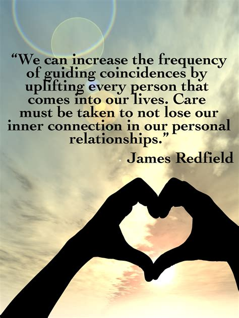 The Celestine Vision By Redfield inspirational and spiritual quotes by redfield