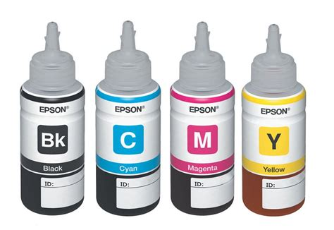 Tinta Epson Original Pin Epson L210 On